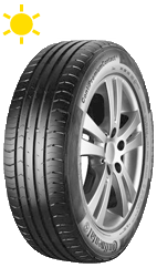 CONTINENTAL CONTIPREMIUMCONTACT 5 SUV 225/60 R 17 99V
